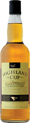 Highland Cup Whiskey (3-year-old blend)